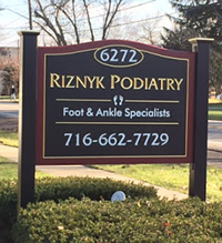 Podiatrist Office in Orchard Park, NY